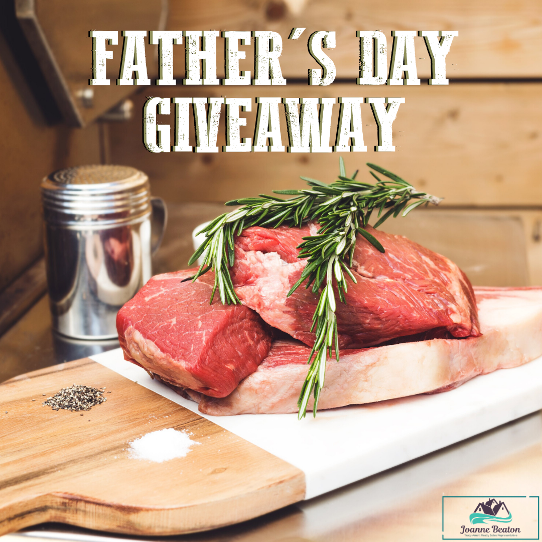 Joanne Beaton Father's Day Giveaway